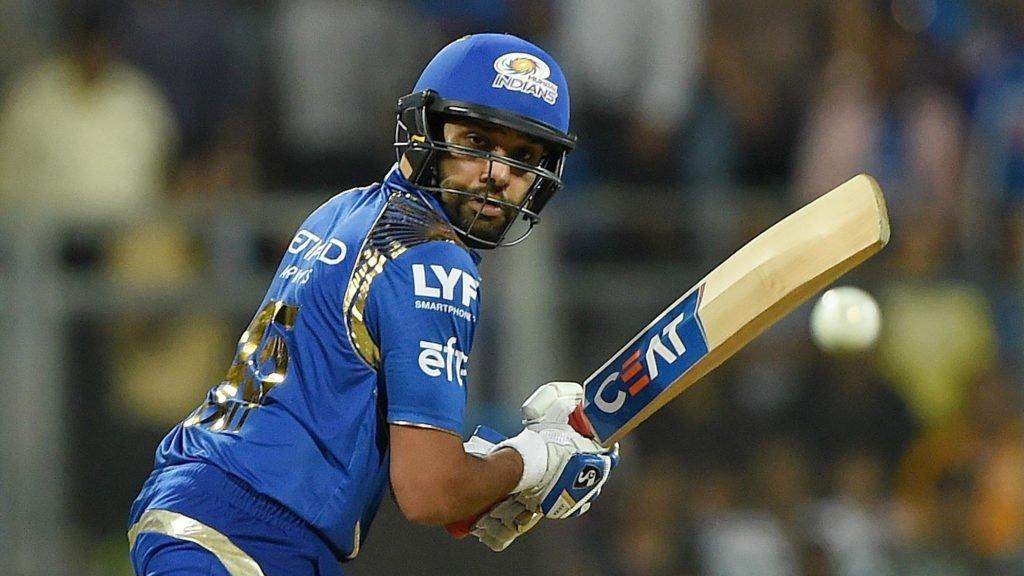 The captain - Rohit Sharma