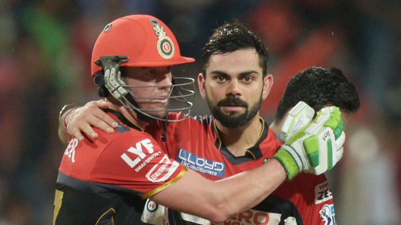 There's no doubt why he's the best player in the world - Kohli on de Villiers