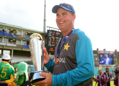 Mickey Arthur: 'Champions Trophy win was personal redemption'