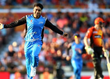 Rashid Khan among trio joining ICC World XI side to face the West Indies