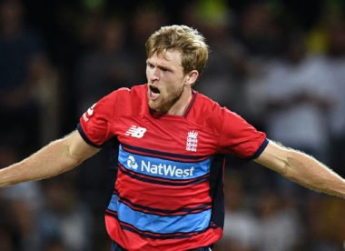 Yorkshire call for transfer cut-off as Willey signs for CSK
