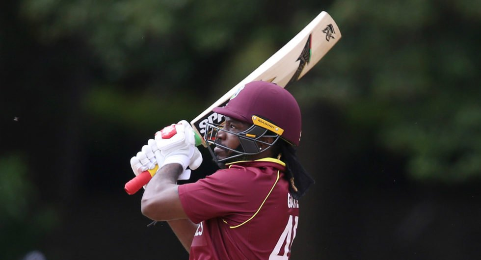 'It's good to be back,' said Gayle after slamming 63 in his first game for Punjab