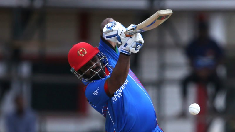 Shahzad has made 129 international appearances for Afghanistan