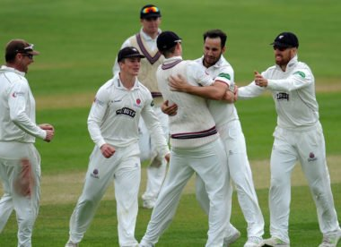 Somerset send Worcestershire to second straight defeat