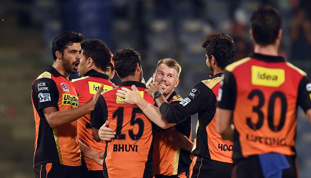 David Warner led Sunrisers Hyderabad to the IPL title in 2016