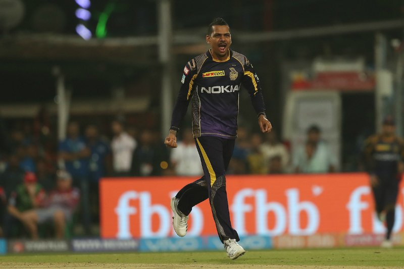 Since joining Kolkata Knight Riders in 2012, Narine has been retained every season
