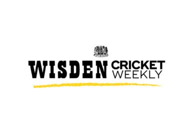Sign up to Wisden Cricket Weekly