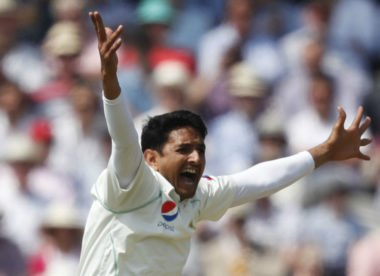 Mohammad Abbas glad to get Alastair Cook, Joe Root wickets