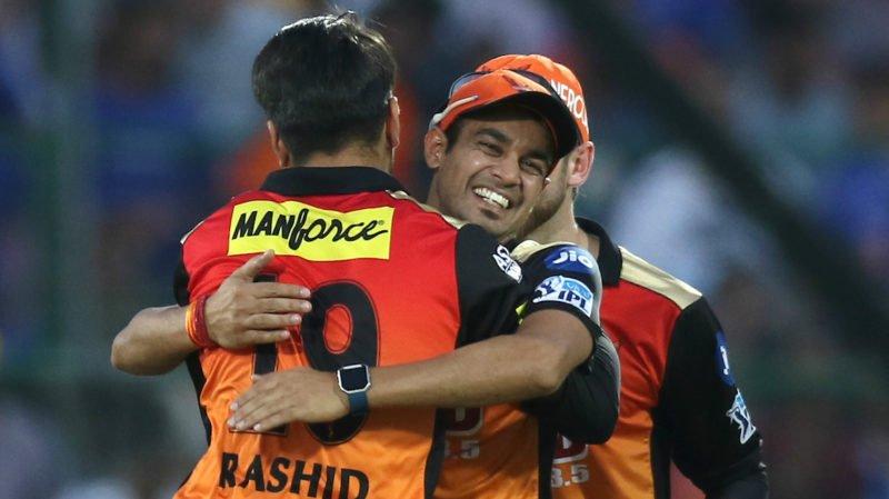 Rashid Khan has picked up 12 wickets in IPL 2018 so far