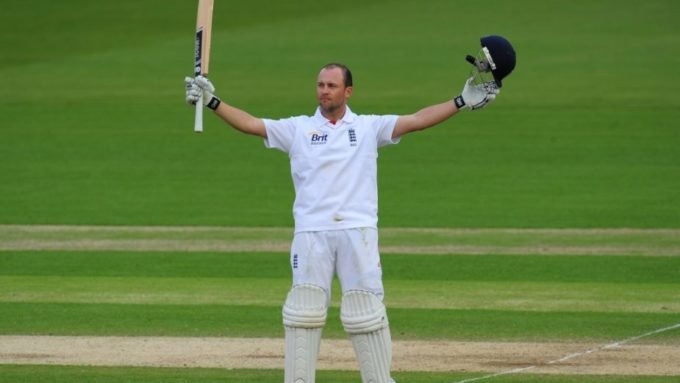 Gallery: Jonathan Trott's career-defining moments