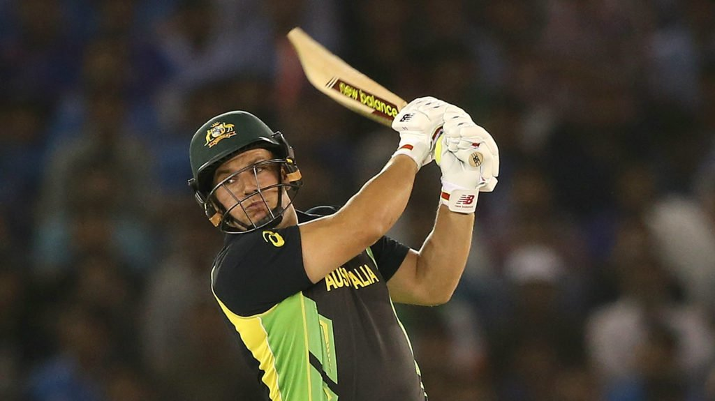 Aaron Finch is the new T20I captain
