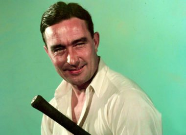 The Denis Compton legacy: The first superstar of cricket's television age