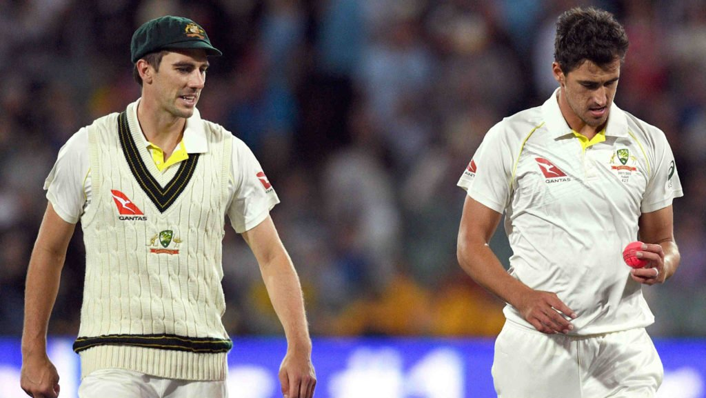 Pat Cummins and Mitchell Starc are both down with injuries