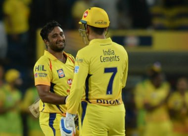 'I always rated Ambati Rayudu highly' — MS Dhoni
