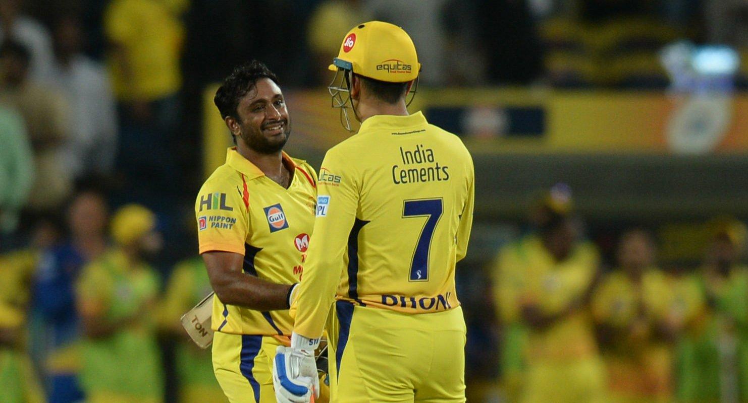 I Always Rated Ambati Rayudu Highly' — MS Dhoni | Wisden Cricket
