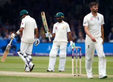 Flashpoints: England v Pakistan, first Test, day 2