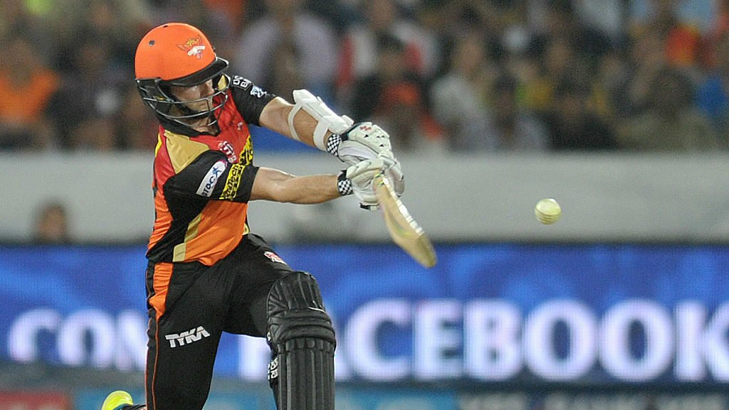 Williamson or Warner? Hyderabad have a choice to make