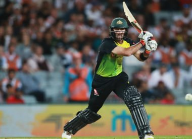 Ricky Ponting at a loss to explain Glenn Maxwell's poor form