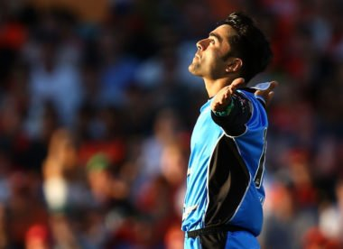 Perfect day for Rashid Khan takes Sunrisers Hyderabad to IPL 2018 final