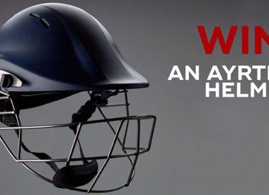Win! Ayrtek batting helmet