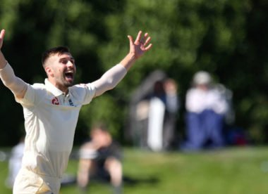 'I'm a guy people probably had high hopes for' — Mark Wood