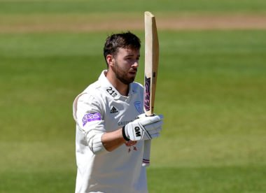 Vince presses England case with longest ever innings