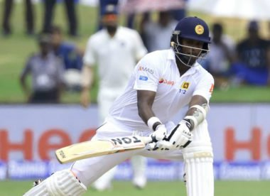 Sri Lanka's Angelo Mathews, Suranga Lakmal fit for West Indies tour
