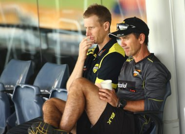 'Big shoes to fill' – Adam Voges takes charge at Western Australia
