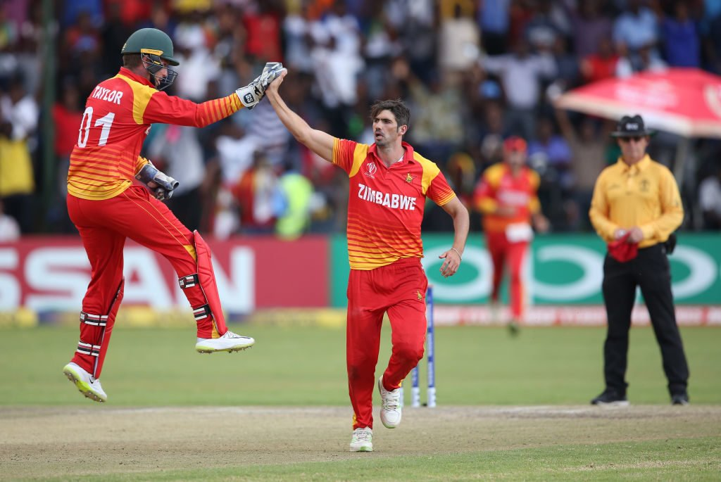 Graeme Cremer was stood down as captain after Zimbabwe failed to qualify for World Cup 2019