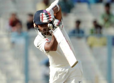 Injured Wriddhiman Saha out, Dinesh Karthik in for Afghanistan Test