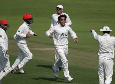 India v Afghanistan Test preview