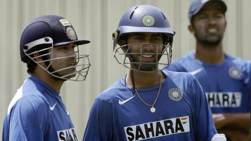 Karthik made his debut in 2004 but has played just 23 Tests in all these years