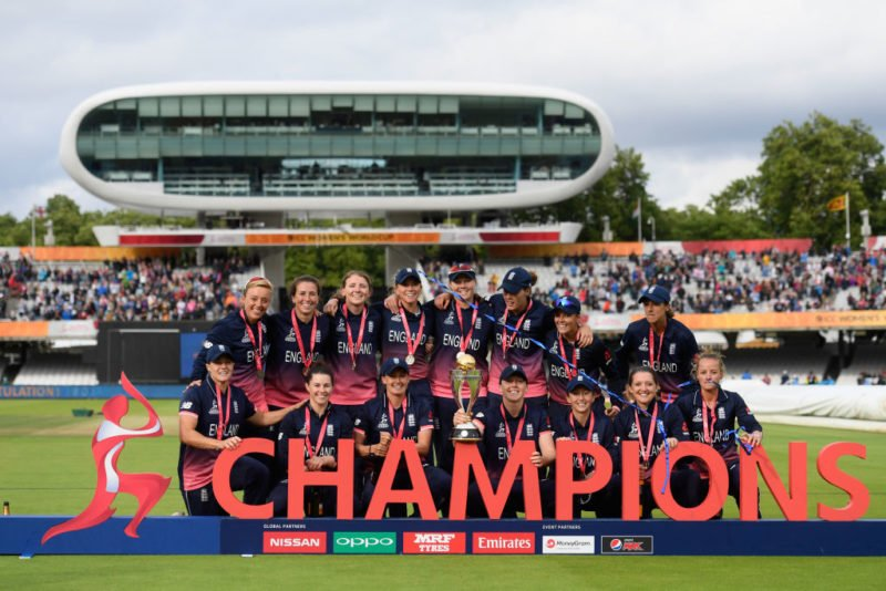 England Women's squad announced for South Africa Series