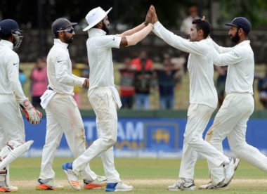 Afghanistan suffer innings defeat to India inside two days