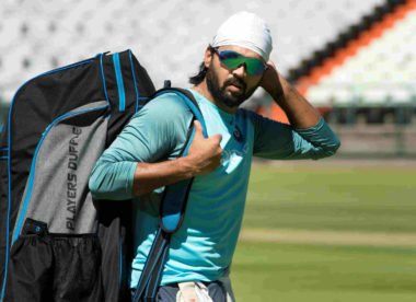 'You have to be persistent' – Murali Vijay gets ready for England Tests