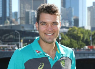 'Sitting on the sidelines was tough watching the boys' – Alex Carey