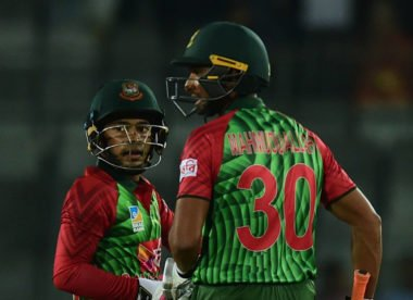 Shakib Al Hasan calls for better planning after 'painful' defeat