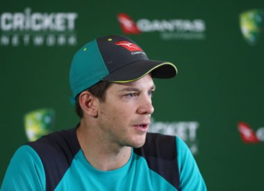 'Banter is part of the game but abuse isn't' – Tim Paine