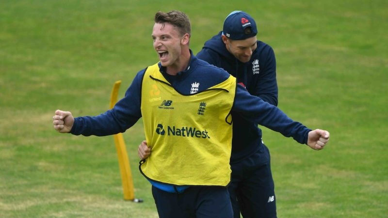 Buttler marked his Test comeback with two half-centuries in three innings
