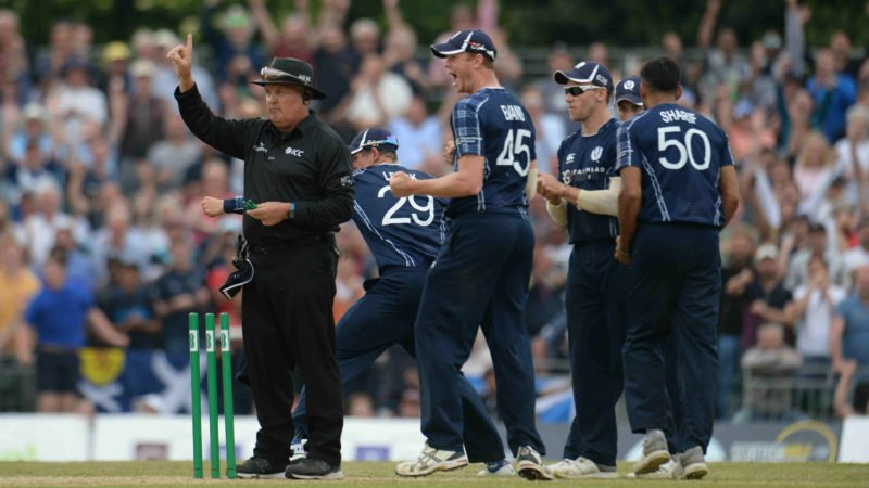 After the England ODI win, Scotland will be confident in the Pakistan T20I series