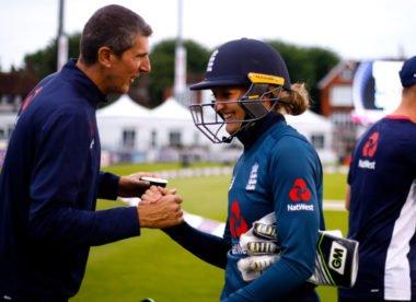 Sarah Taylor on England Women's (football) World Cup preparation