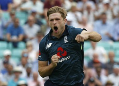 David Willey questions Jofra Archer's potential World Cup call-up