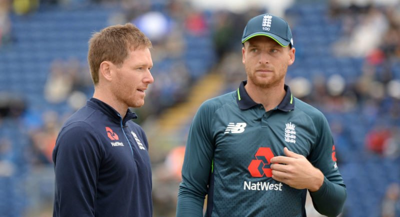 As vice-captain you can suggest a few (ideas), and hide behind that – Buttler
