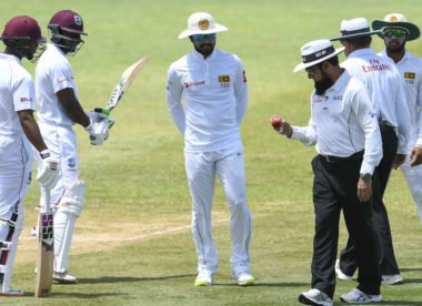 Dinesh Chandimal charged with tampering, pleads not guilty