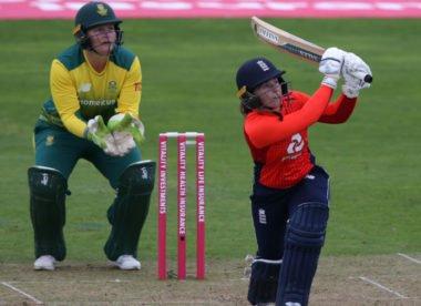 Women's T20 records tumble in run-fest double-header