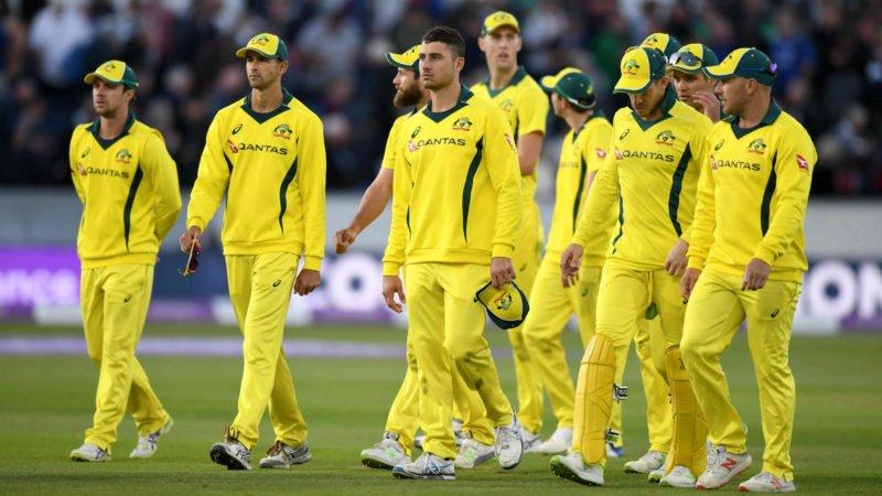 Australia are 4-0 down in the five-ODI series in England