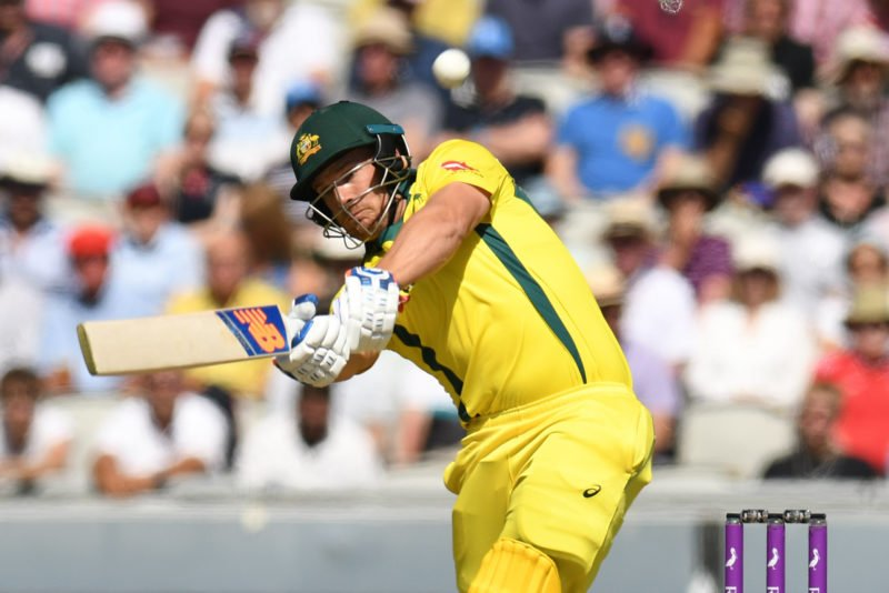 Travis Head top-scored for Australia with a 42-ball 56
