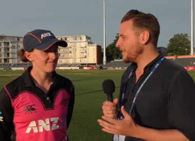 Watch: 'History's there to be broken' – Amy Satterthwaite