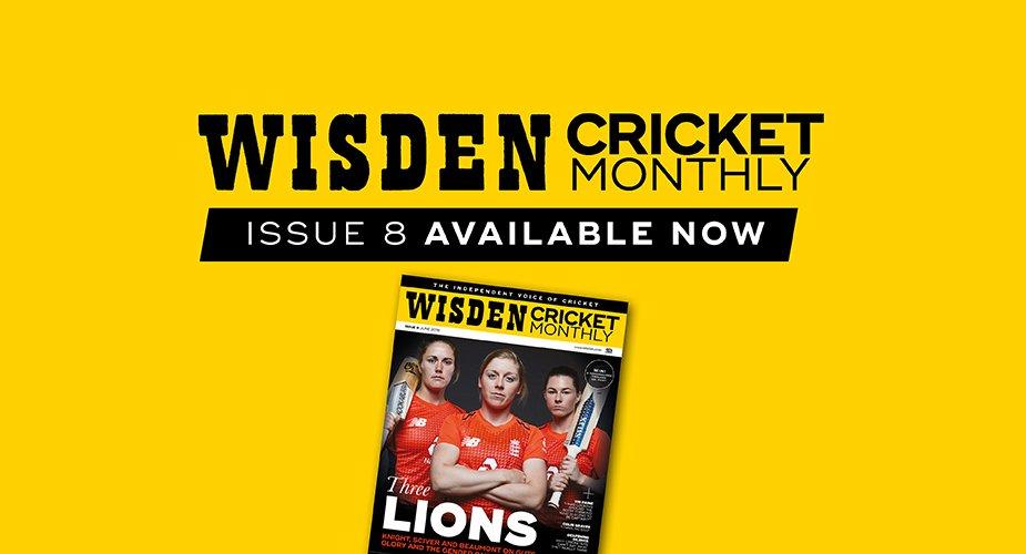 Wisden Cricket Monthly issue 8