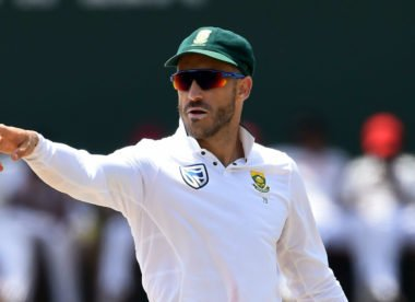 Faf du Plessis to continue as South Africa captain for India Tests